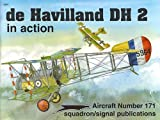 DeHavilland DH.2 in Action, Peter Cooksley, 0897474082