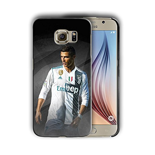 Hard Case Cover with Sport design for Samsung phone models (ronal1) (Galaxy S5) (Galaxy S5 Case Manchester United)
