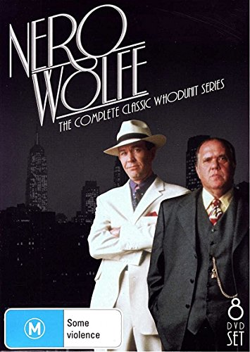 Nero Wolfe - The Complete Series (Tv Nero Wolfe)