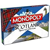 Winning Moves 23740 Scotland Monopoly Board Game