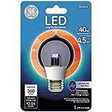 GE Lighting 23724 LED 4.5-watt 350-Lumen Dimmable A15 Ceiling Fan Bulb with Medium Base, Daylight, 1-Pack