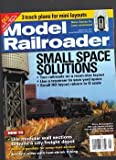 Model Railroader September 2012 Small Space Solutions; 3 Track Plans for Mini Layouts (78)