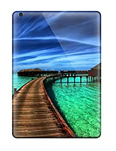Ipad High Quality Tpu Cases/ Nature Sea Paradise BGp4686EyaX Cases Covers For Ipad Air