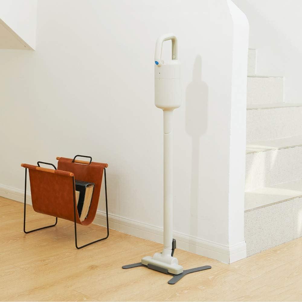Nécessités quotidiennes Aspirateur sans fil aspirateur ménage petit lit grande aspiration dispositif d\'aspiration de crachat à main (Color : Gray) Blue