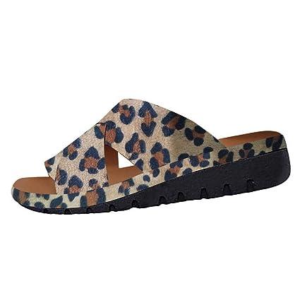 045afcbf9ec5f Amazon.com: ❤ Sunbona On Sale Women Flip-Flops Slippers Ladies ...
