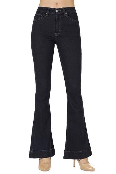 Amazon.com: KanCan KC8411 - Pantalones vaqueros para mujer ...