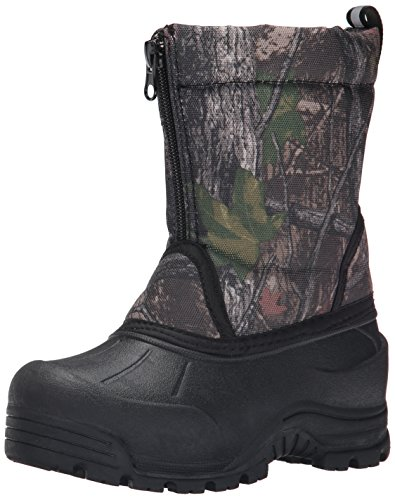 Northside Icicle Cold Weather Unisex Boot (Toddler/Little Kid/Big Kid), Brown Camo, 5 M US Big Kid