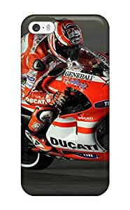 Premium Tpu Nicky Hayden Gp Easter Cover Skin For Iphone 5/5s hjbrhga1544