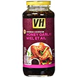 VH Honey Garlic Cooking Sauce (12 Pack), 341ml