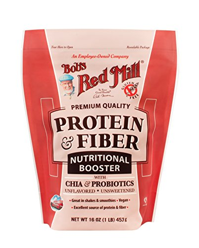 Bob's Red Mill Protein & Fiber Nutritional Booster, 16-ounce (Package May ()