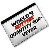 RFID Passport Holder Worlds hottest Quantity Surveyor, Cover Case / Wallet - Ne