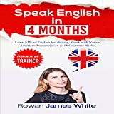Speak English in 4 Months%3A Learn 65%25