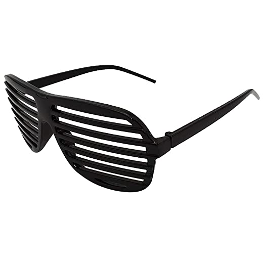 e4e2834f5a Amazon.com  New Funny Crazy Fancy Dress Glasses Novelty Costume Party  Sunglasses Accessories  Clothing