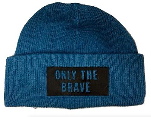 Diesel Beanie (Diesel Unisex K-Stan Beanie Hat In Blue)
