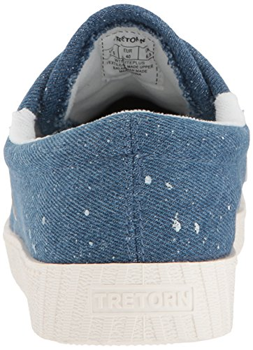 Tretorn para Mujer Zapatillas medio Azul Nyliteplus Deportivas 7wq17r