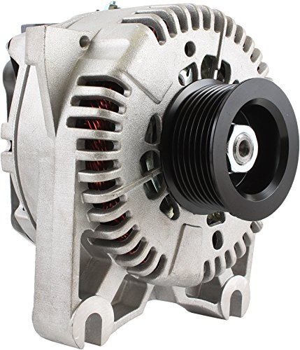 Price comparison product image DB Electrical AFD0096 New Alternator For Ford F150 F250 F350 Pickup Series Truck 5.4L 5.4 99 00 01 02 03 04 1999 2000 2001 2002 2003 2004 Lightning 130 Amp 334-2495 1L3T-10300-AB XL3U-10300-AA GL-433