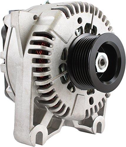 (DB Electrical AFD0096 New Alternator For Ford F150 F250 F350 Pickup Series Truck 5.4L 5.4 99 00 01 02 03 04 1999 2000 2001 2002 2003 2004 Lightning 130 Amp 334-2495 1L3T-10300-AB XL3U-10300-AA GL-433 )