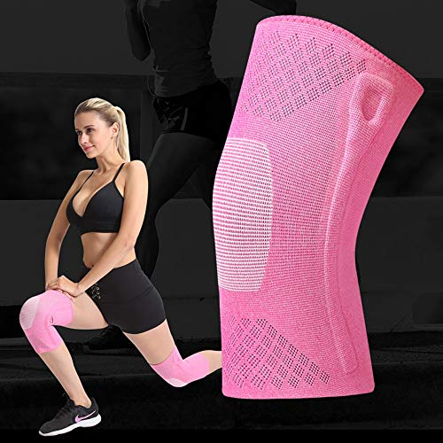 TY BEI Kneepad Warm Knee Pads Professional Meniscus Injury Knee Pads Ladies Sports Fitness Knee Protectors - 4 Sizes Optional @@ (Size : S) by TY BEI (Image #1)