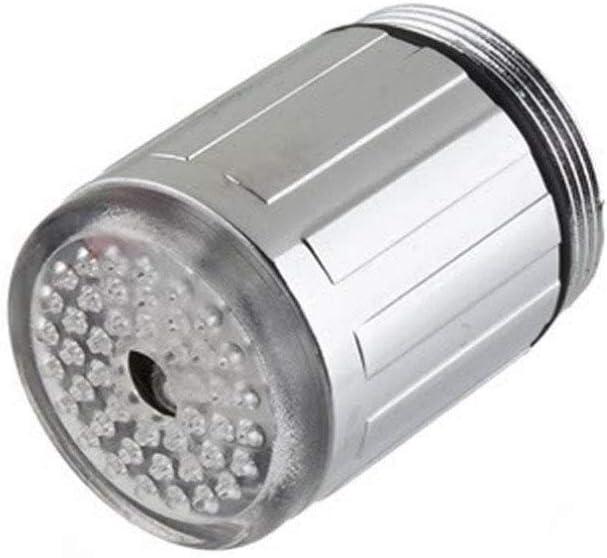 Grifo de Agua Corriente Grifo para Cocina y ba/ños. MZY1188 Colorido Grifo de Agua LED LED Grifo de Agua Corriente Sensor de Temperatura de luz Multicolor//Color /único