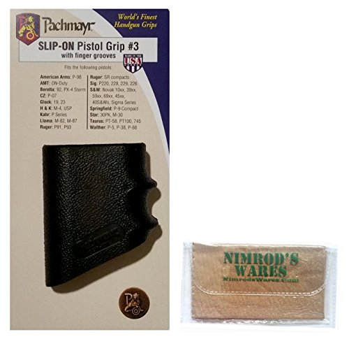 Nimrod's Wares Pachmayr Model #3 Slip-On Grip Glove for sale  Delivered anywhere in USA