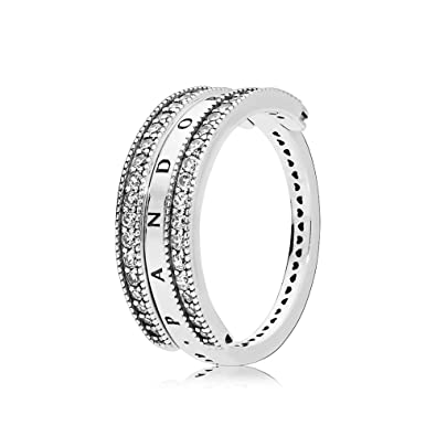 anelli pandora argento 925