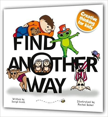 Book Find Another Way: Creative Thinking for Kids
