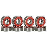 CJESLNA Abec 9 Precision 608 Rodamientos Tabla de skate Tabla de longboard de 8