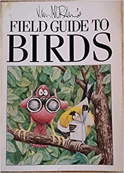 Book Jim Morin's Field Guide to Birds