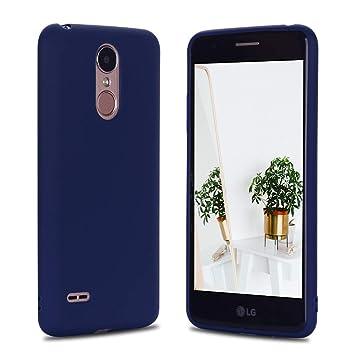 Funda LG K8 2017 Silicona Carcasa Suave Flexible TPU Ultra Fina ...