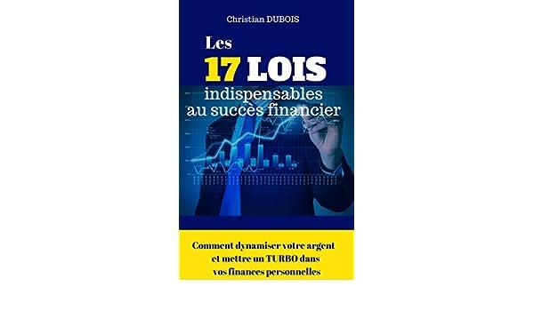 Comment dynamiser votre argent et mettre un turbo dans vos finances personnelles (French Edition) eBook: Christian Dubois: Amazon.es: Tienda Kindle