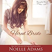 Hired Bride: Beaufort Brides, Book 1 | Noelle Adams
