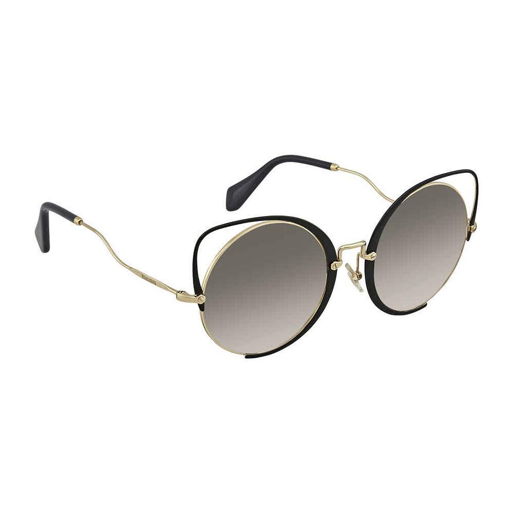 7346cad5668 Amazon.com  Miu Miu Women s Scenique Evolution Sunglasses