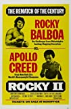 Rocky 2 Poster Movie 11x17 Sylvester Stallone Talia Shire Burt Young Burgess Meredith