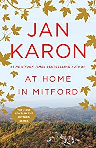 Paperback At Home in Mitford Book