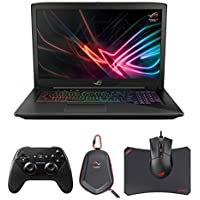 ASUS ROG STRIX GL703VD-DB74 Select Edition (i7-7700HQ, 16GB RAM, 480GB NVMe SSD + 1TB HDD, GTX 1050 4GB, 17.3 Full HD, Windows 10) Gaming Notebook