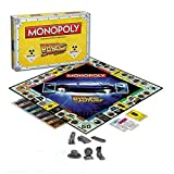 New Back To The Future Edition Monopoly Board Game