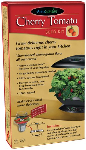 (AeroGrow - Cherry Tomato Seed Kit)