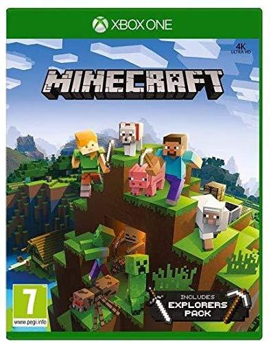 (Minecraft Explorer's Pack – Xbox One)