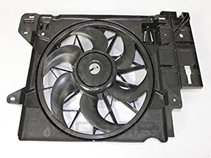 Mopar Motor ventilador de refrigeración 55037694 AB: Amazon.es ...