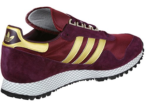 New Rot Weinrot adidas York Gold da8wqxdOUE