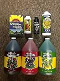 General Hydroponics Flora Series Gallons + KoolBloom, Floralicious Plus, and ...