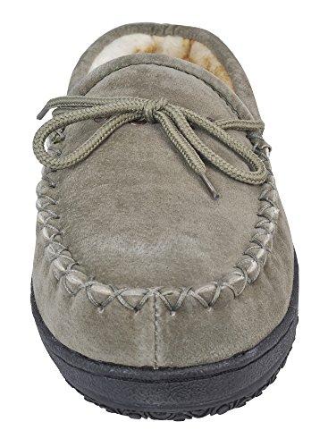 Vecchio Amico Da Uomo Pantofola Washington Oliva