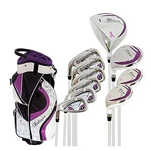believe-founders-club-womens-golf-set-purple-ladies-complete-left-handed-set