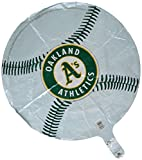 """Anagram International Oakland Athletics Package Party Balloons, 18"""", Multicolor"""