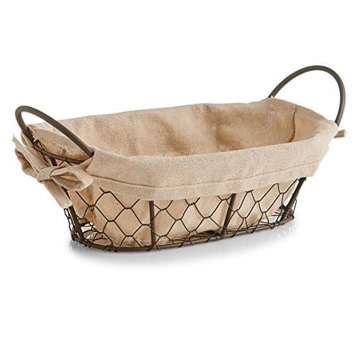 Zeller-18090-pan-cesta-country-style-con-asas