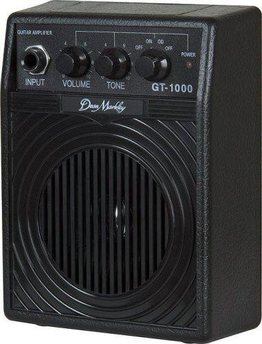 Dean Markley GT1000 D Markley Micro Amp Bk by Dean Markley