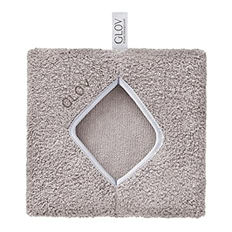 GLOV COMFORT - Eliminar el Maquillaje con Paños de Limpieza Facial - Productos de Limpieza Desmaquillantes Reutilizable - Eliminar el Maquillaje sólo con ...