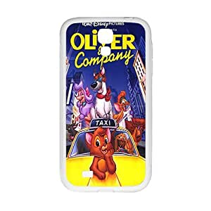 SANYISAN Oliver and company Case Cover For samsung galaxy S4 Case