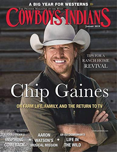 How to find the best cowboys and indians magazine for 2019?