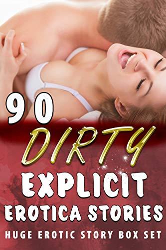90 Dirty Explicit Erotica Stories Huge Erotic Story Box Set By Slamhard
